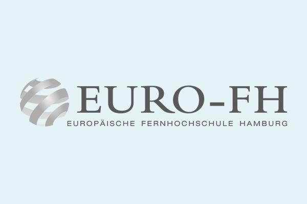 Logo Europäische Fernhochschule Hamburg
