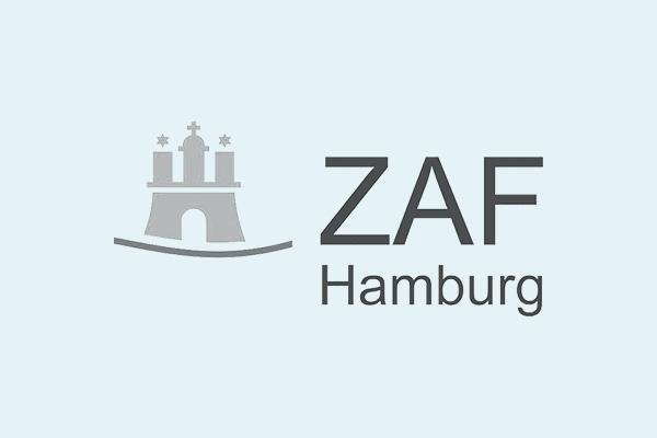 Logo ZAF Hamburg
